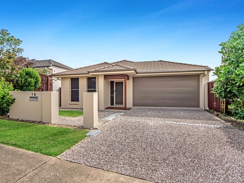 18 Hilltop Terrace, Springfield Lakes, QLD 4300