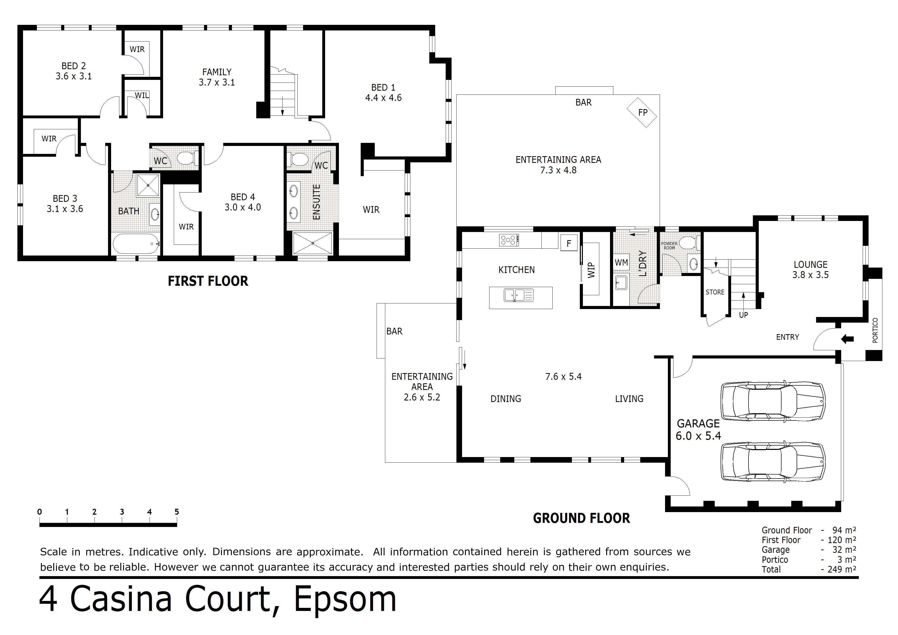 4 Casina Court, Epsom, VIC 3551