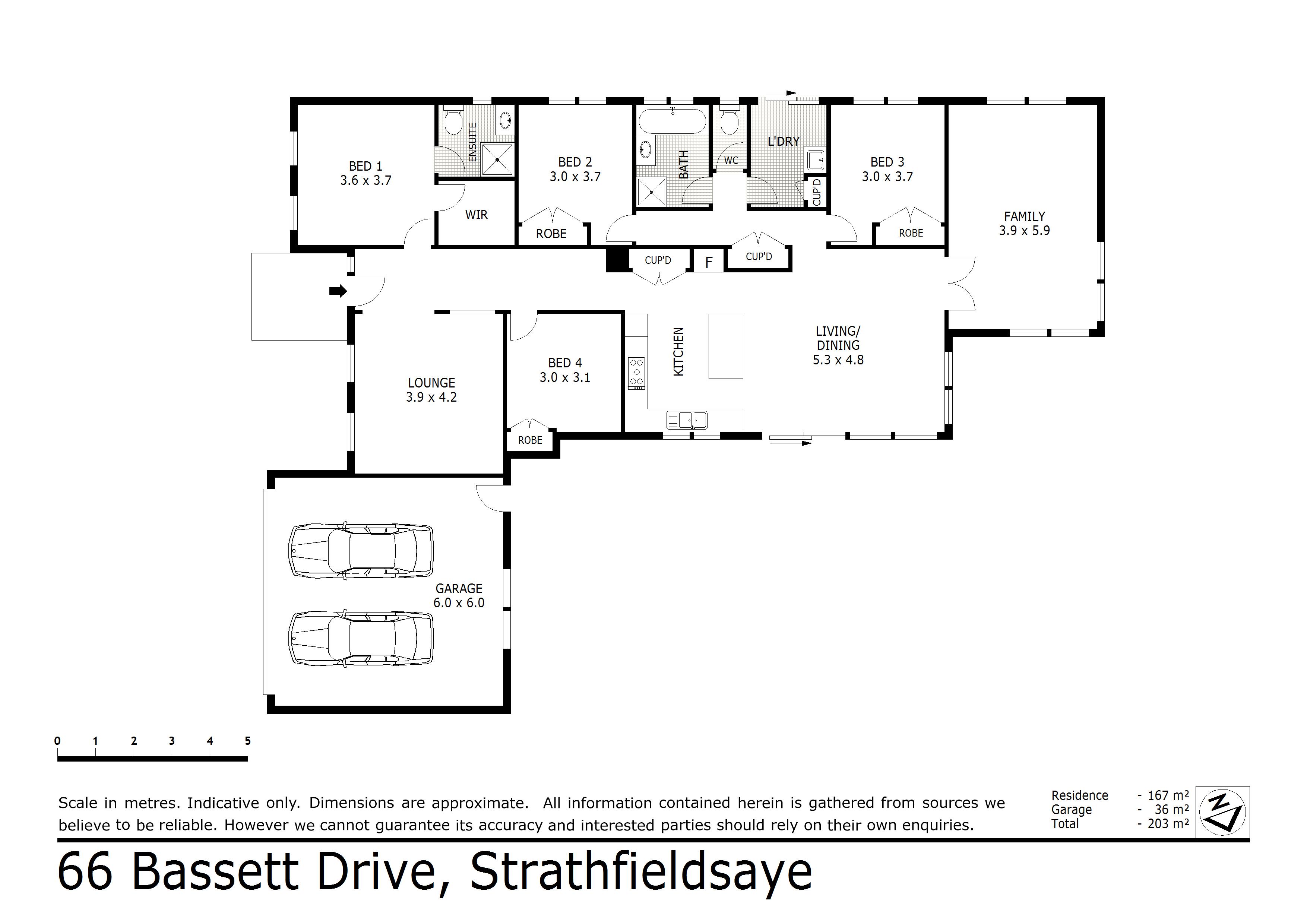 66 Bassett Drive, Strathfieldsaye, VIC 3551