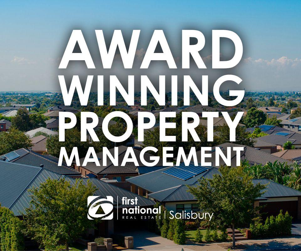 Award Winning Property Management