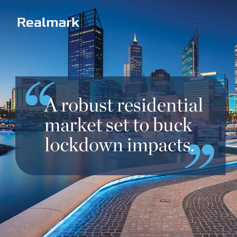 A robust residential market