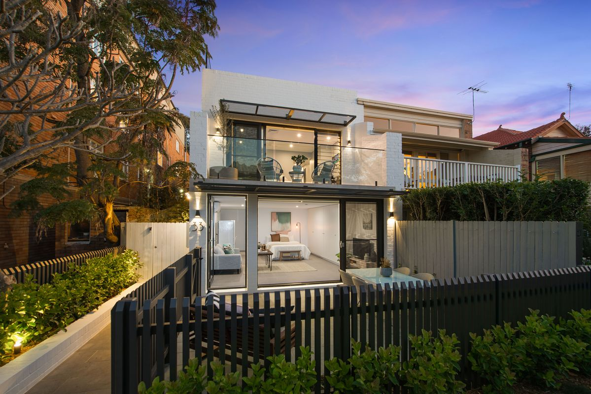 33 The Boulevarde, Cammeray
