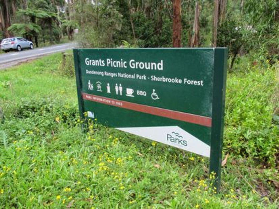 Grant Picnic Ground