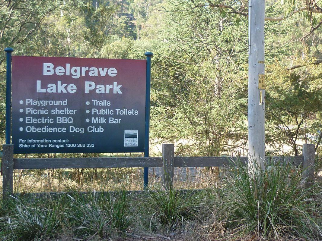 Belgrave Lake