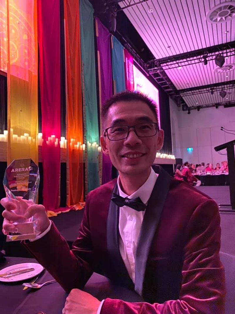 Brix award