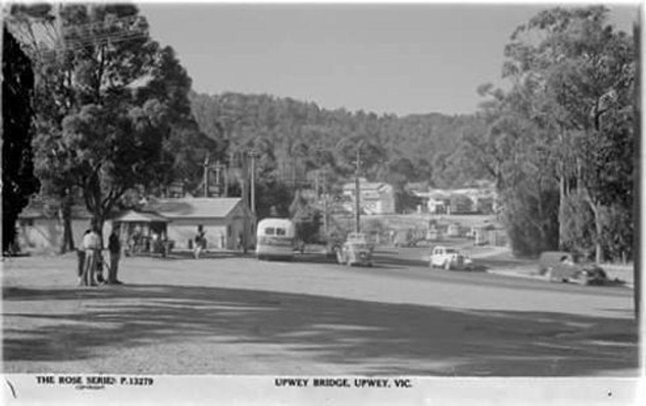 Upwey 1950s