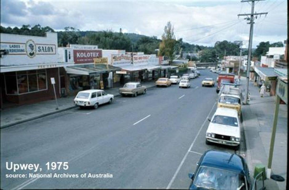 Upwey 1975