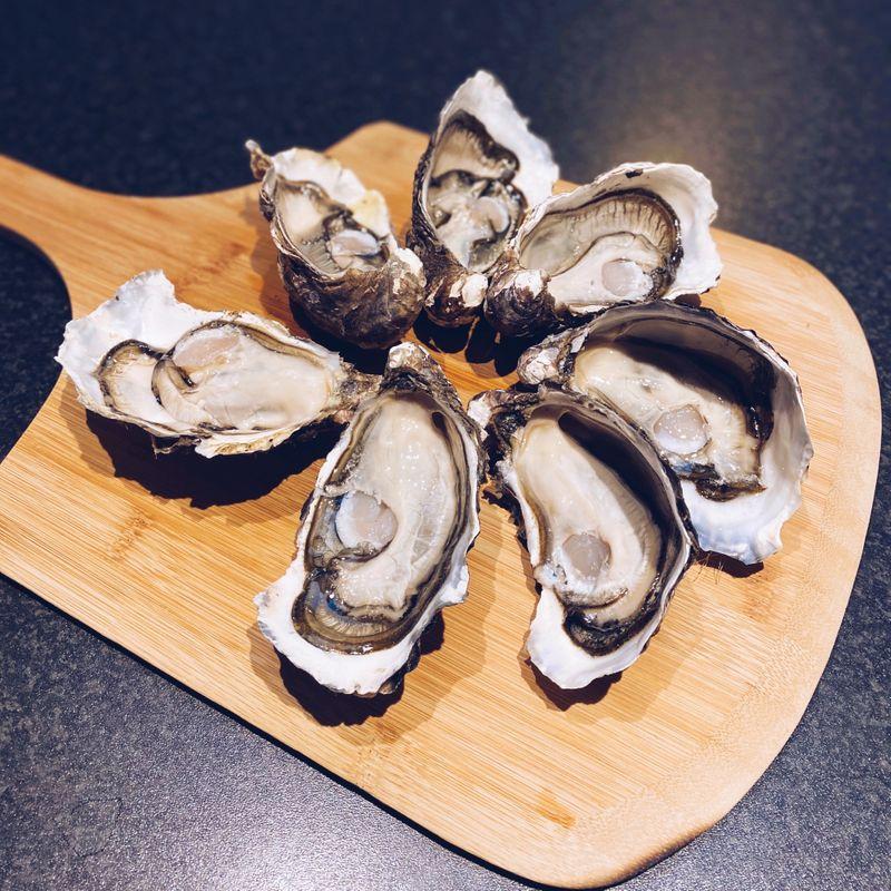 Tassie Jumbo Oysters