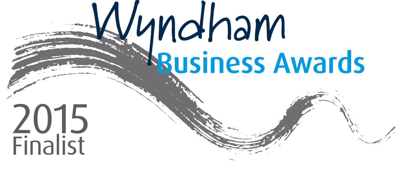 Wyndham Business Awards Logo 2015