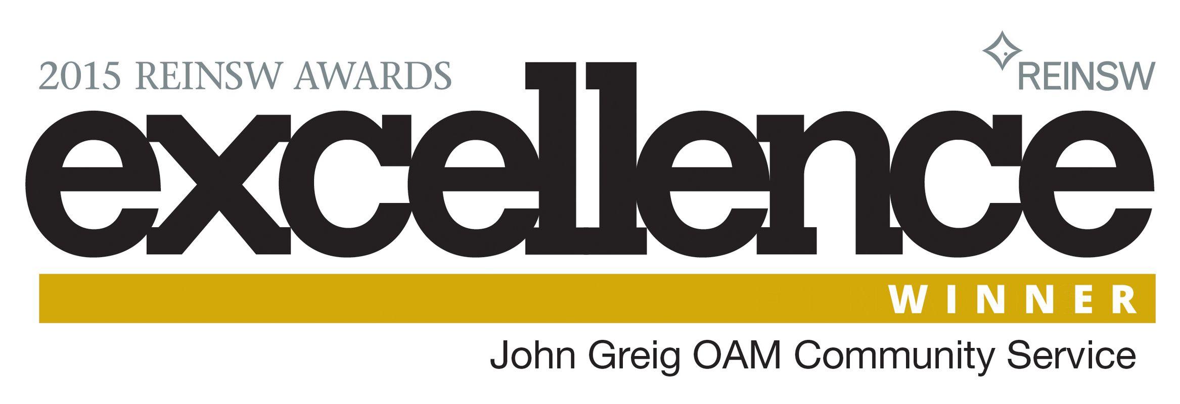 John Greig Award