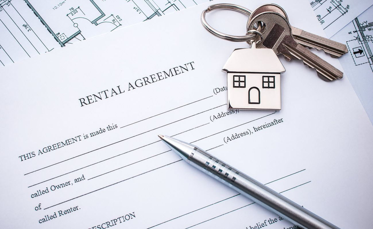 Renting a home - a guide for tenants