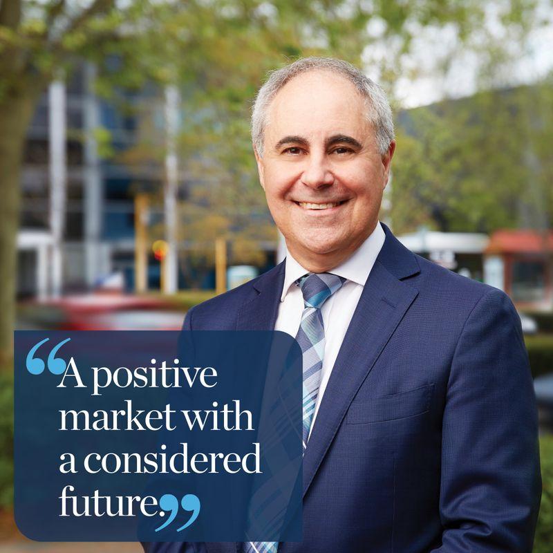 Positive market