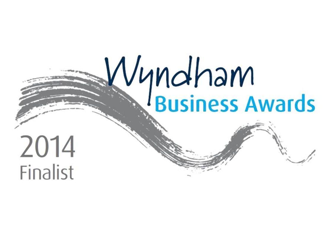 Wyndham Business Awards Logo 2014