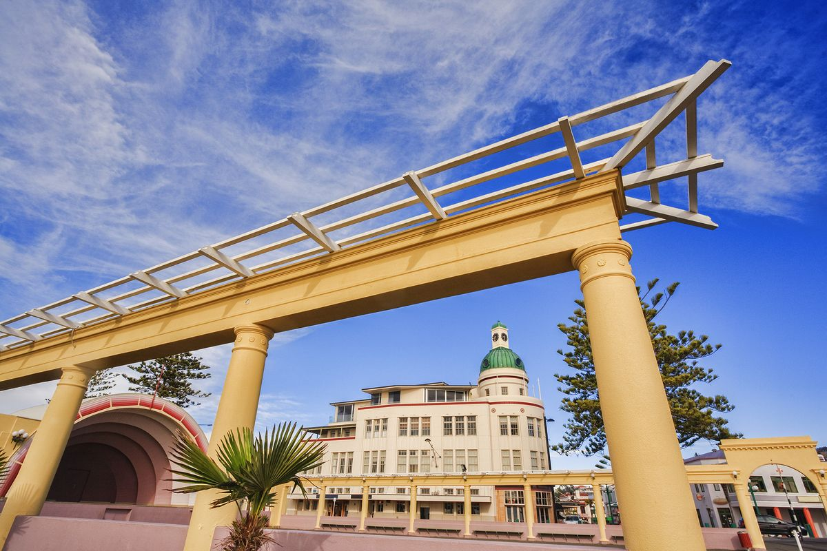 NZSIR - Napier Central