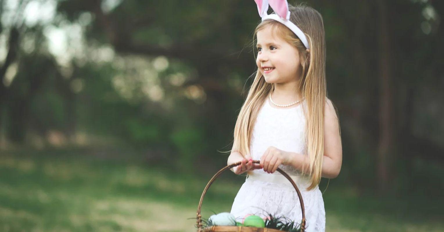 Egg-stra Special Easter Egg Hunt