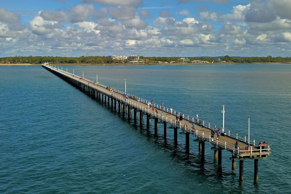 Urangan Pier - First National Hervey Bay