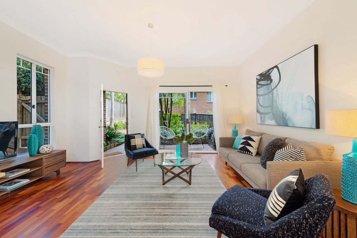 14/295 West Street, Cammeray - Brought the A-game