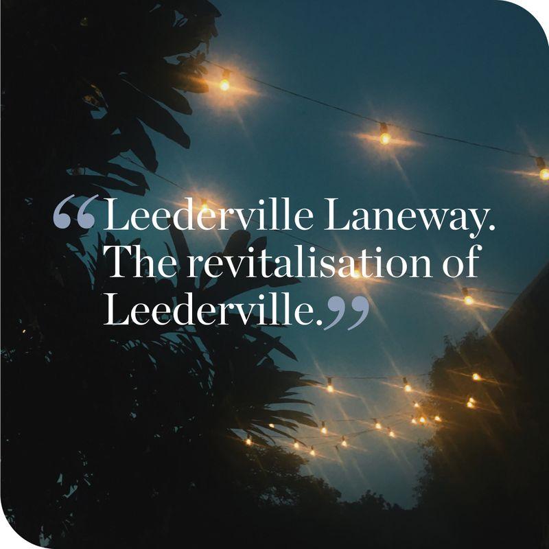Leederville Laneway
