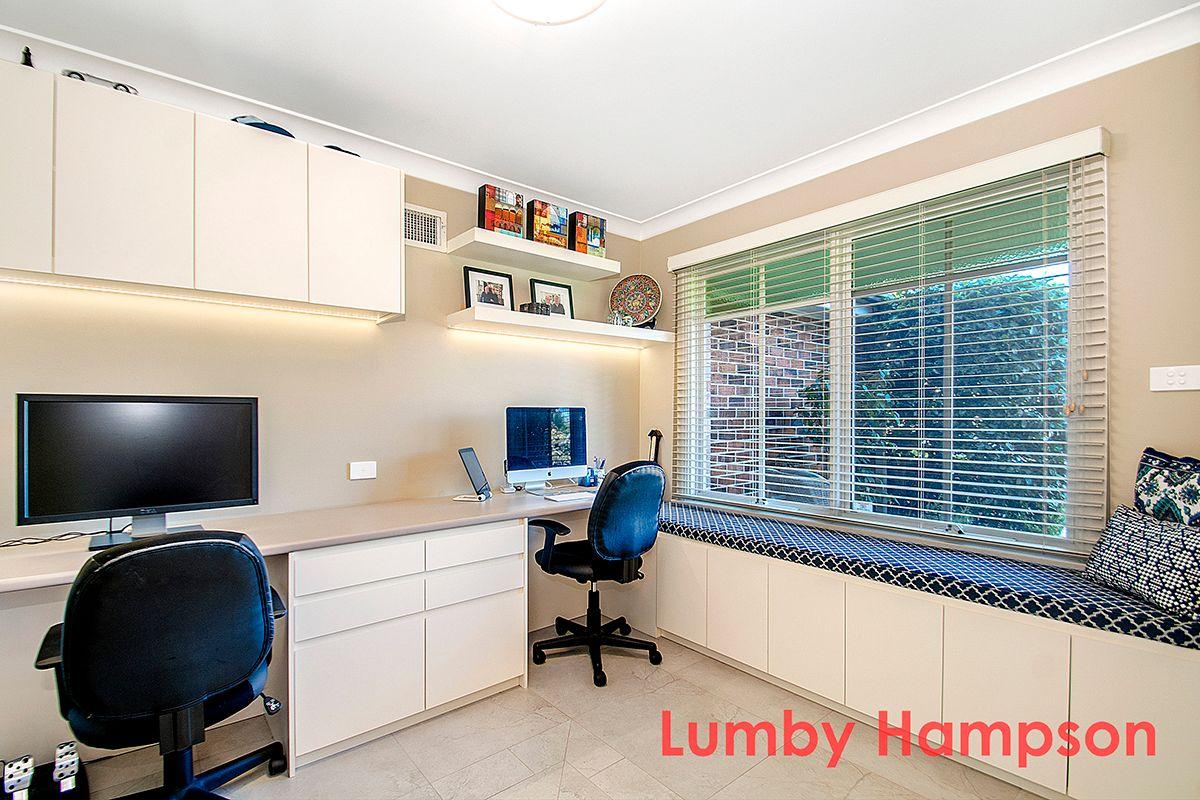 Lumby Hampson 4 Brolga Way West Pennant Hills Nsw 2125