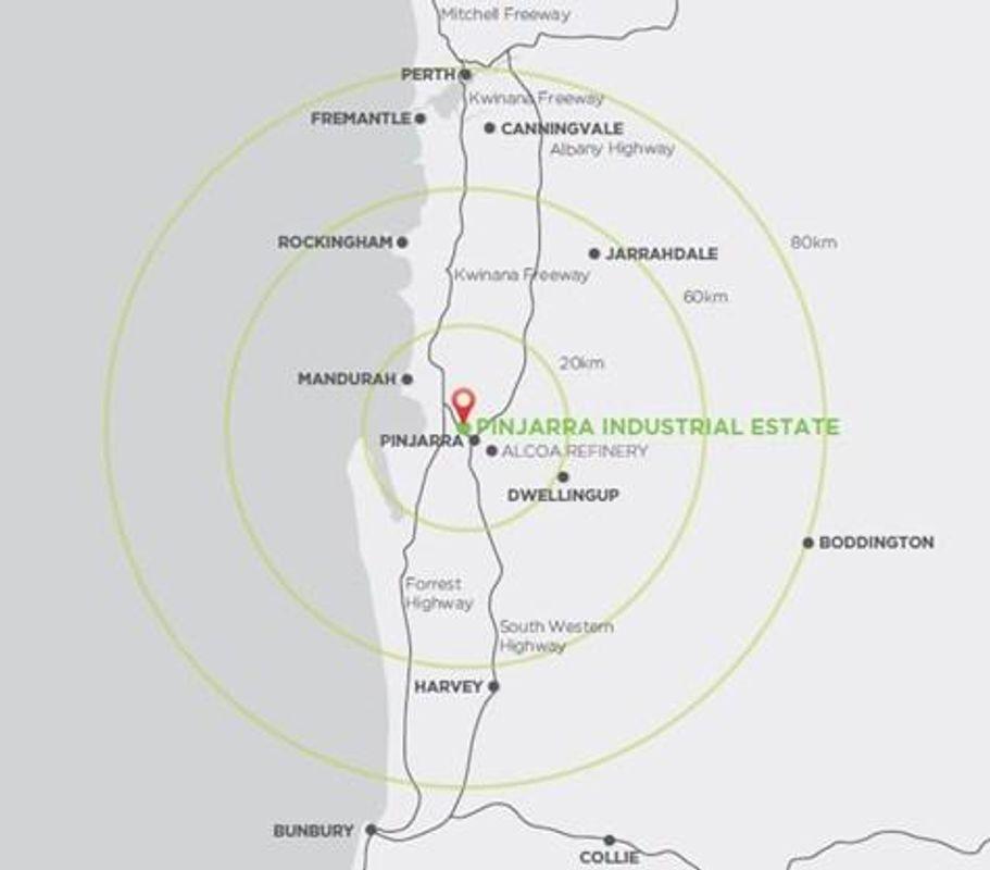 Pinjarra Industrial Estate