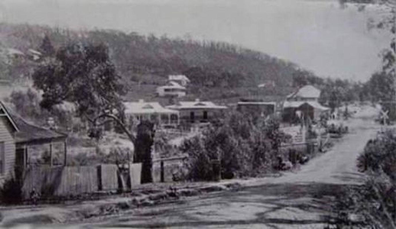 Upwey 1915