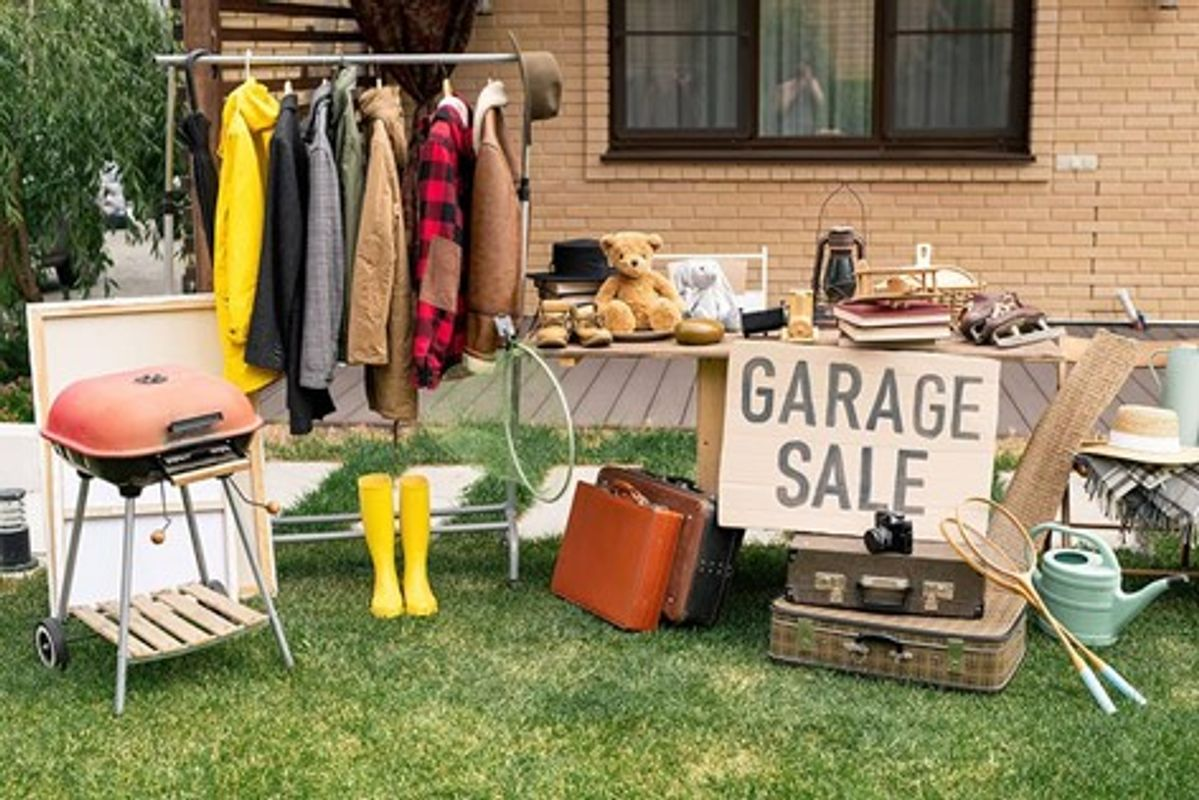 Have A Garage Sale