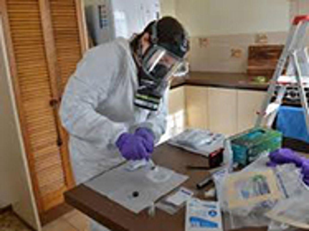 Methamphetamine Testing