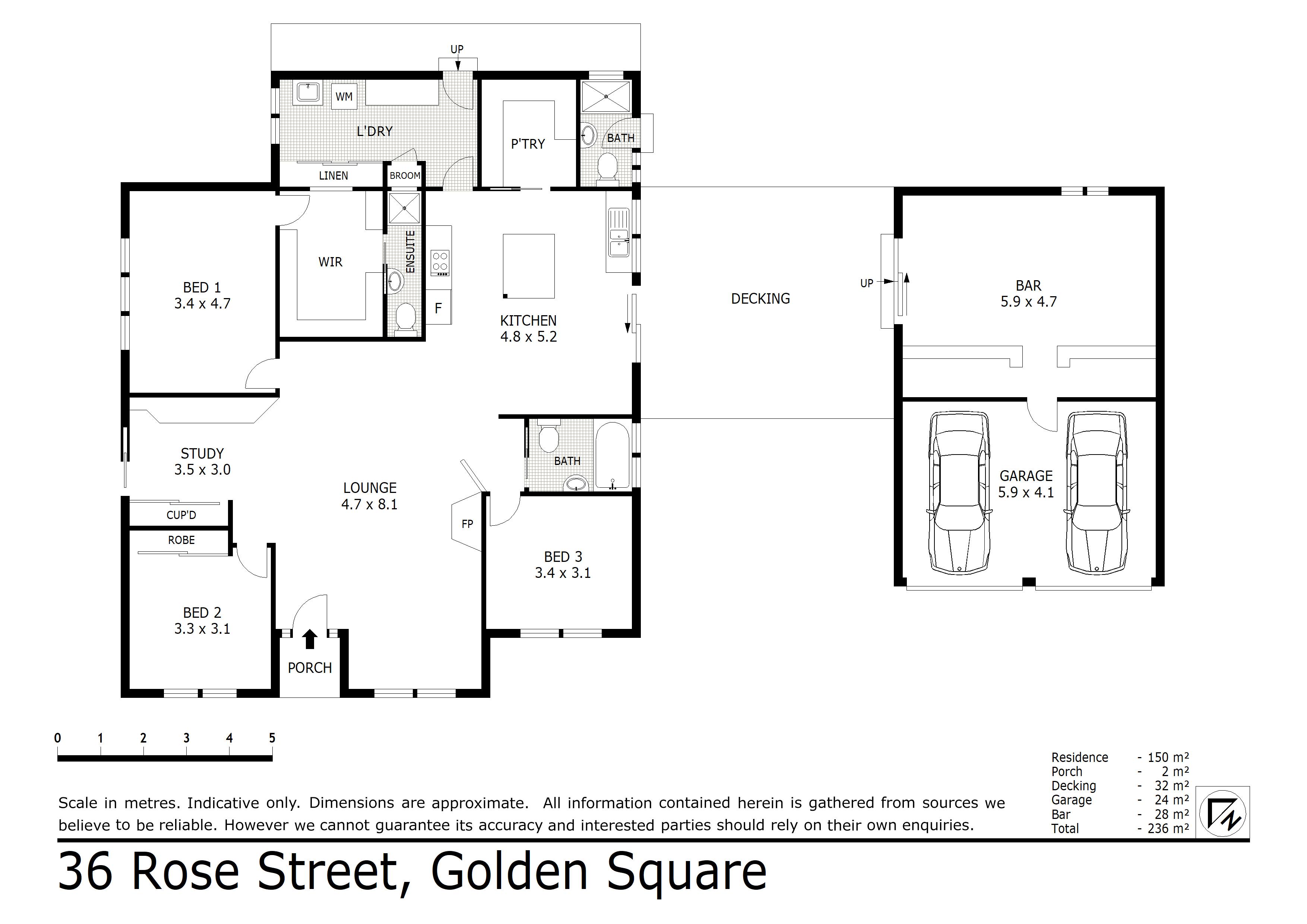 36 Rose Street, Golden Square, VIC 3555