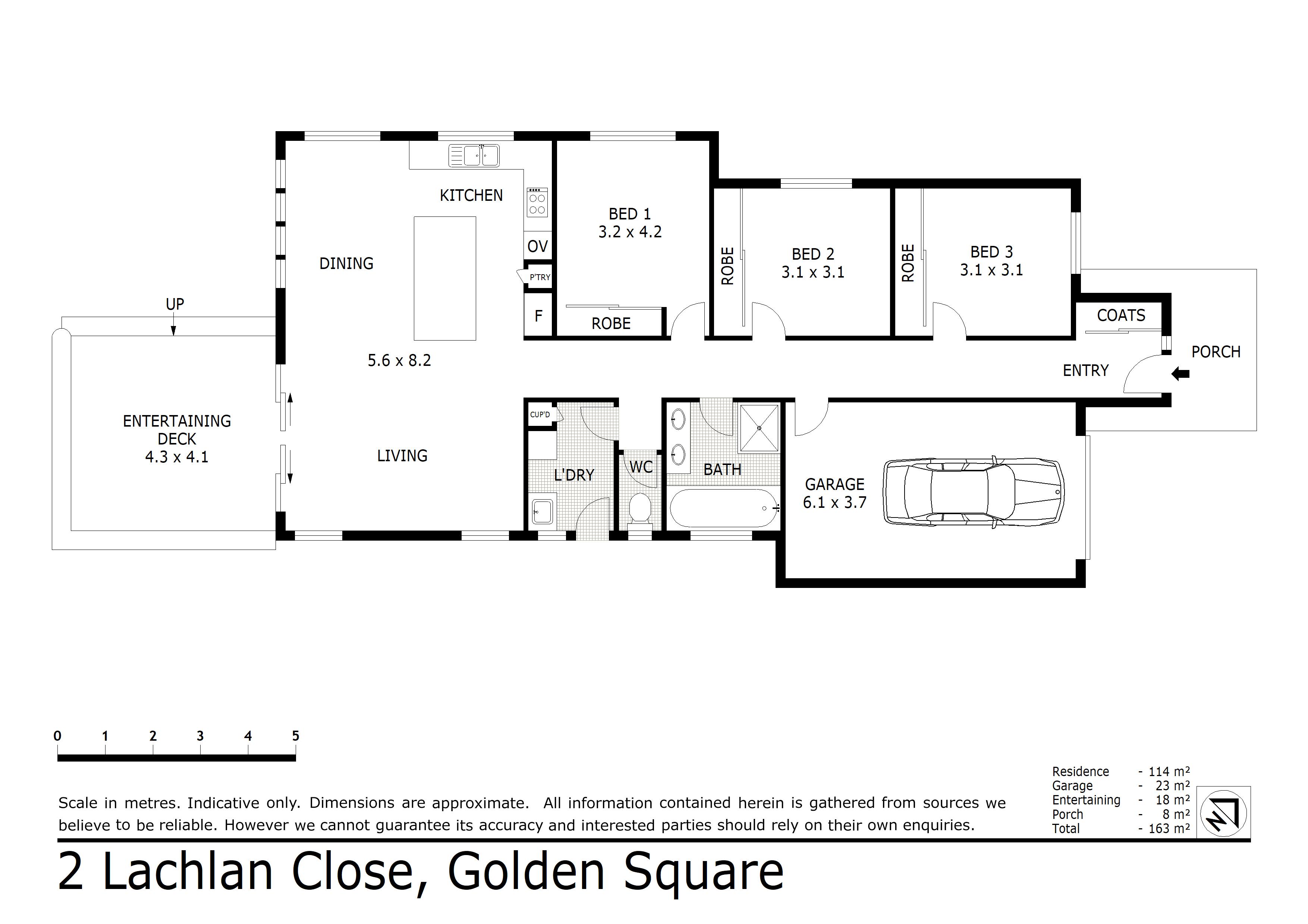 2 Lachlan Close, Golden Square, VIC 3555