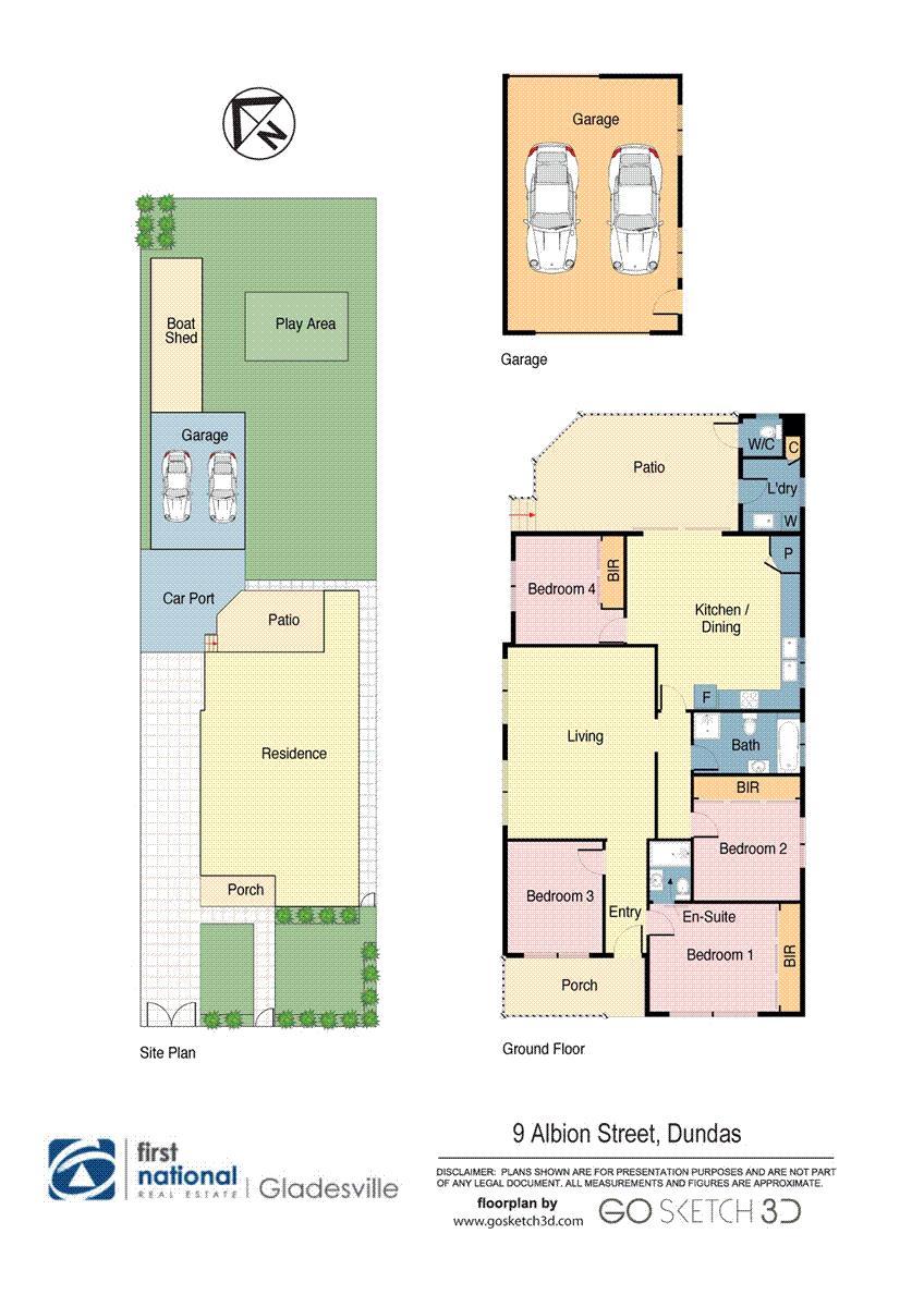 9 Albion St Dundas NSW 2117 Australia House For Sale