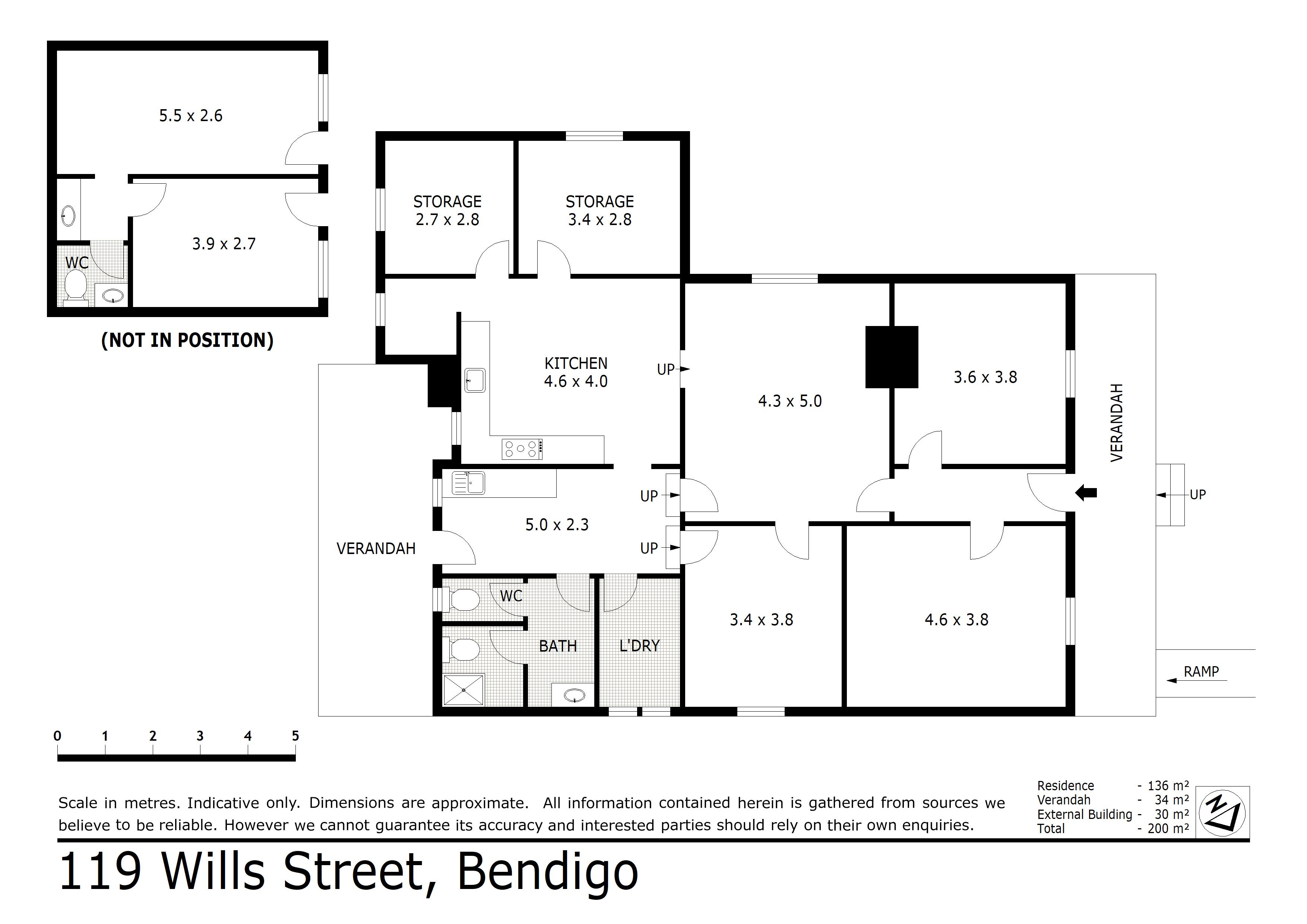 119 Wills Street, Bendigo, VIC 3550
