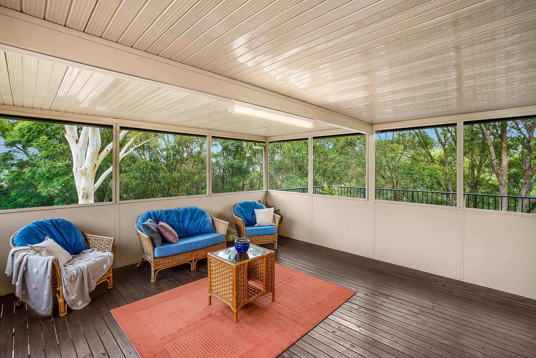 Enclosed Deck / Outdoor Living