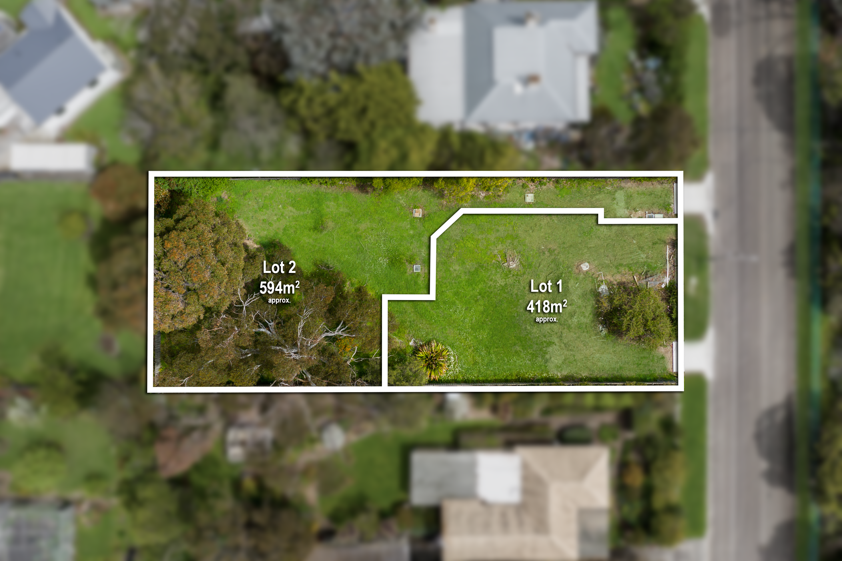 Lot 1 & 2/199 Palmerston Avenue, Dromana, VIC 3936