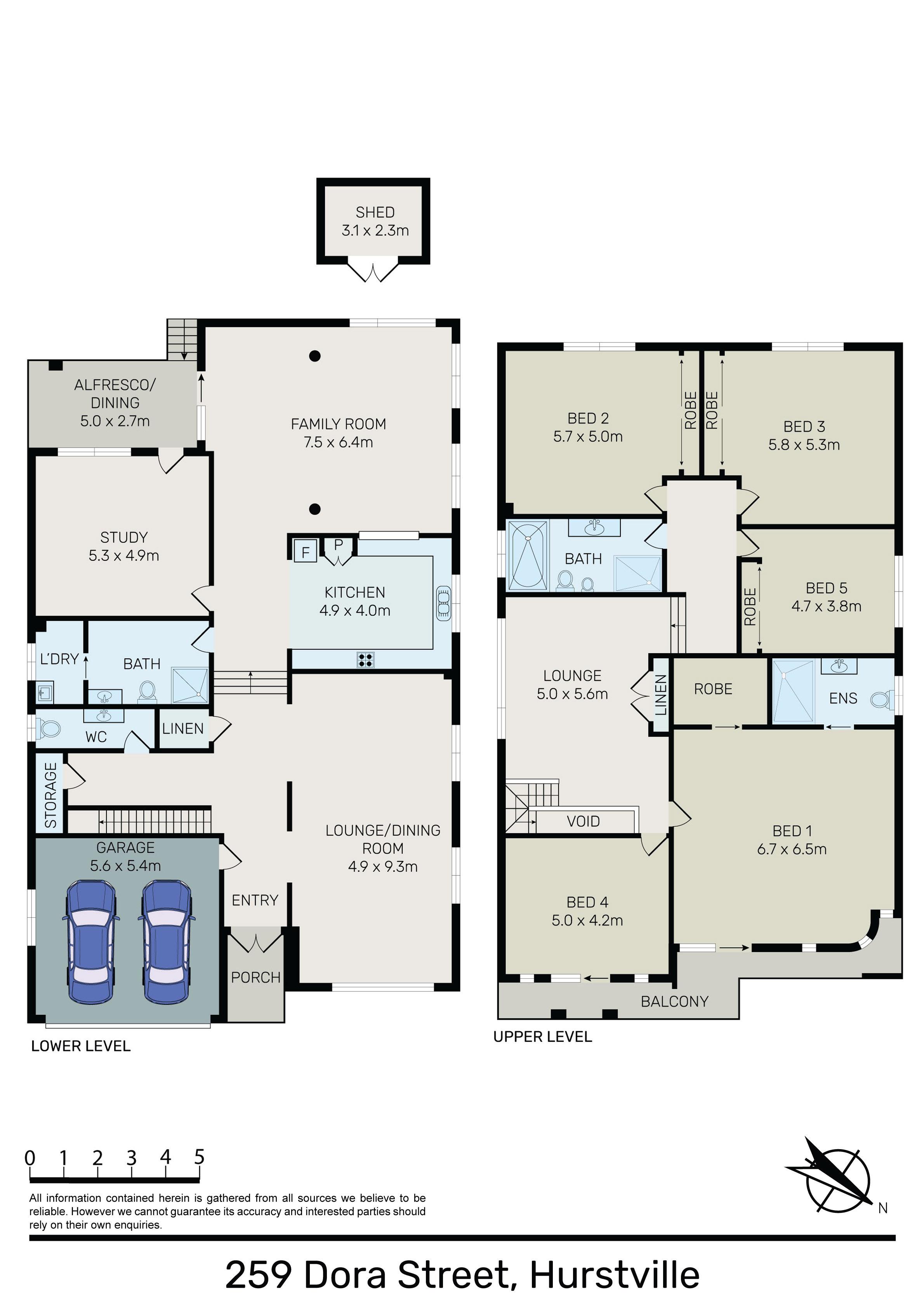 floor plan 259