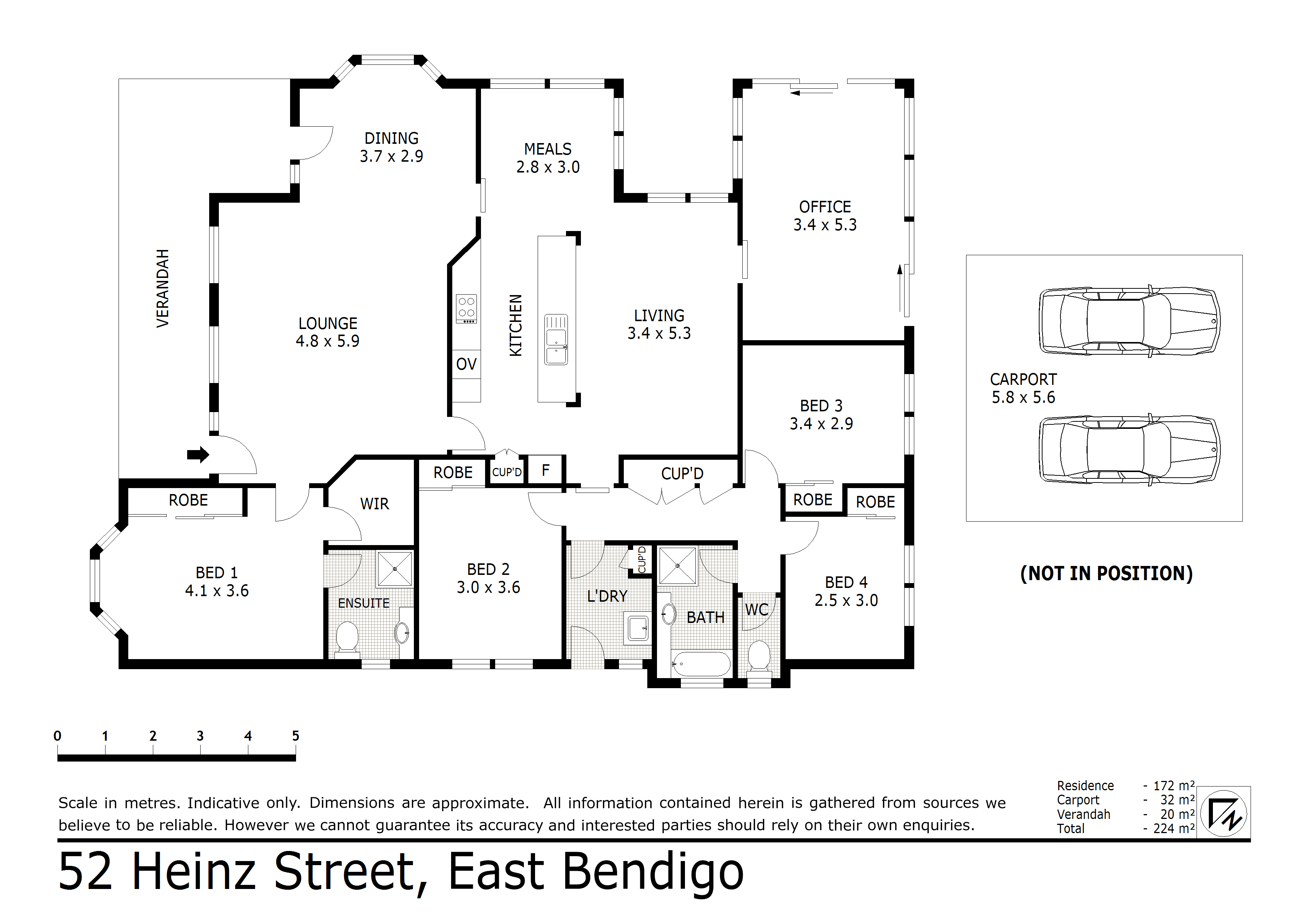 52 Heinz Street, East Bendigo, VIC 3550