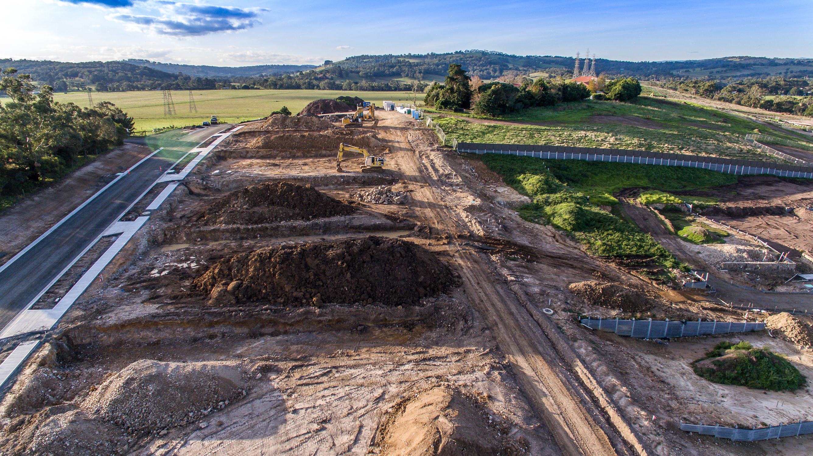 125 Mulcahy rd Pakenham Mnt Pleasant Construction Update May 2020 4