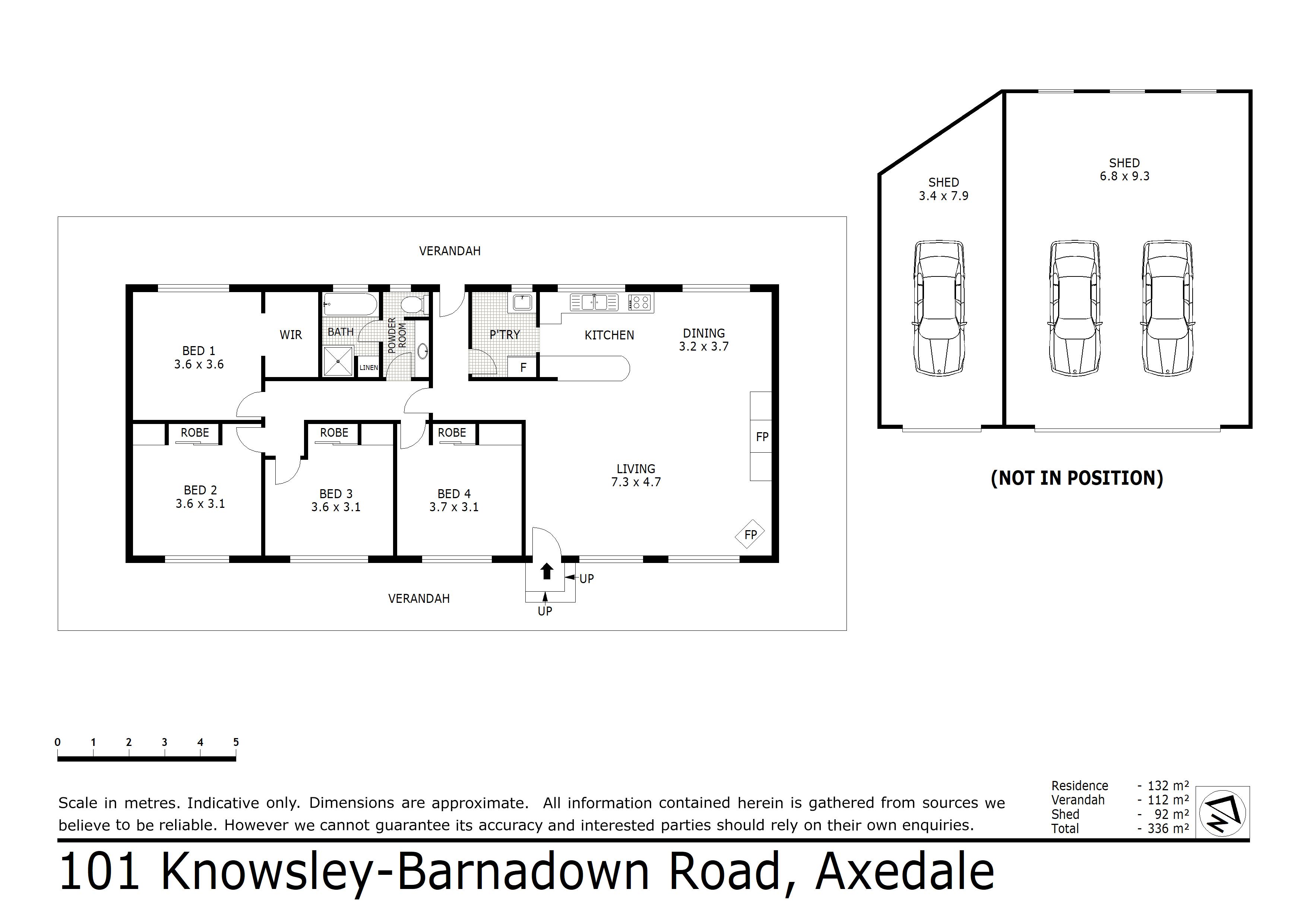 101 Knowsley-Barnadown Road, Axedale, VIC 3551