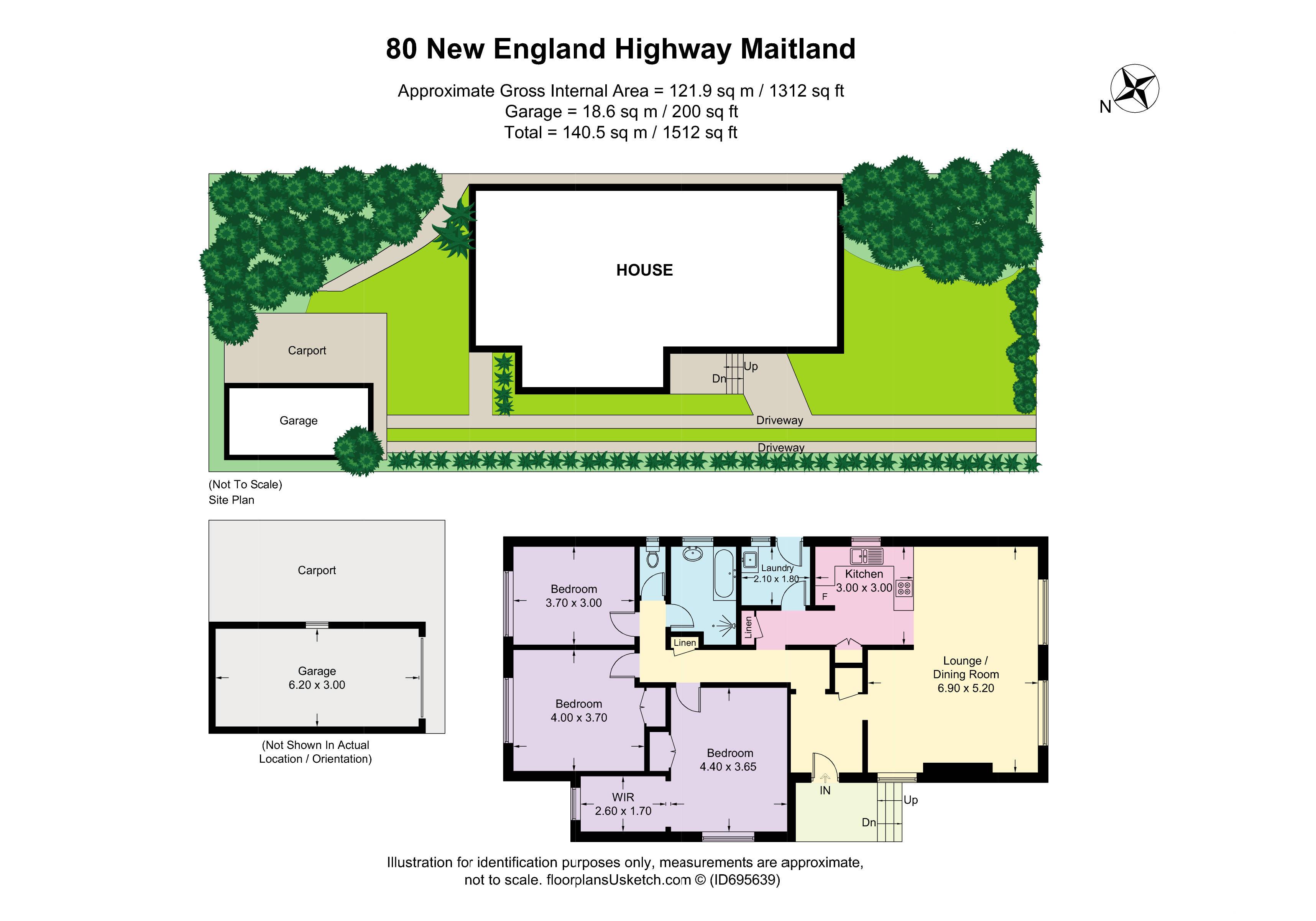 80 New England Highway, Maitland, NSW 2320