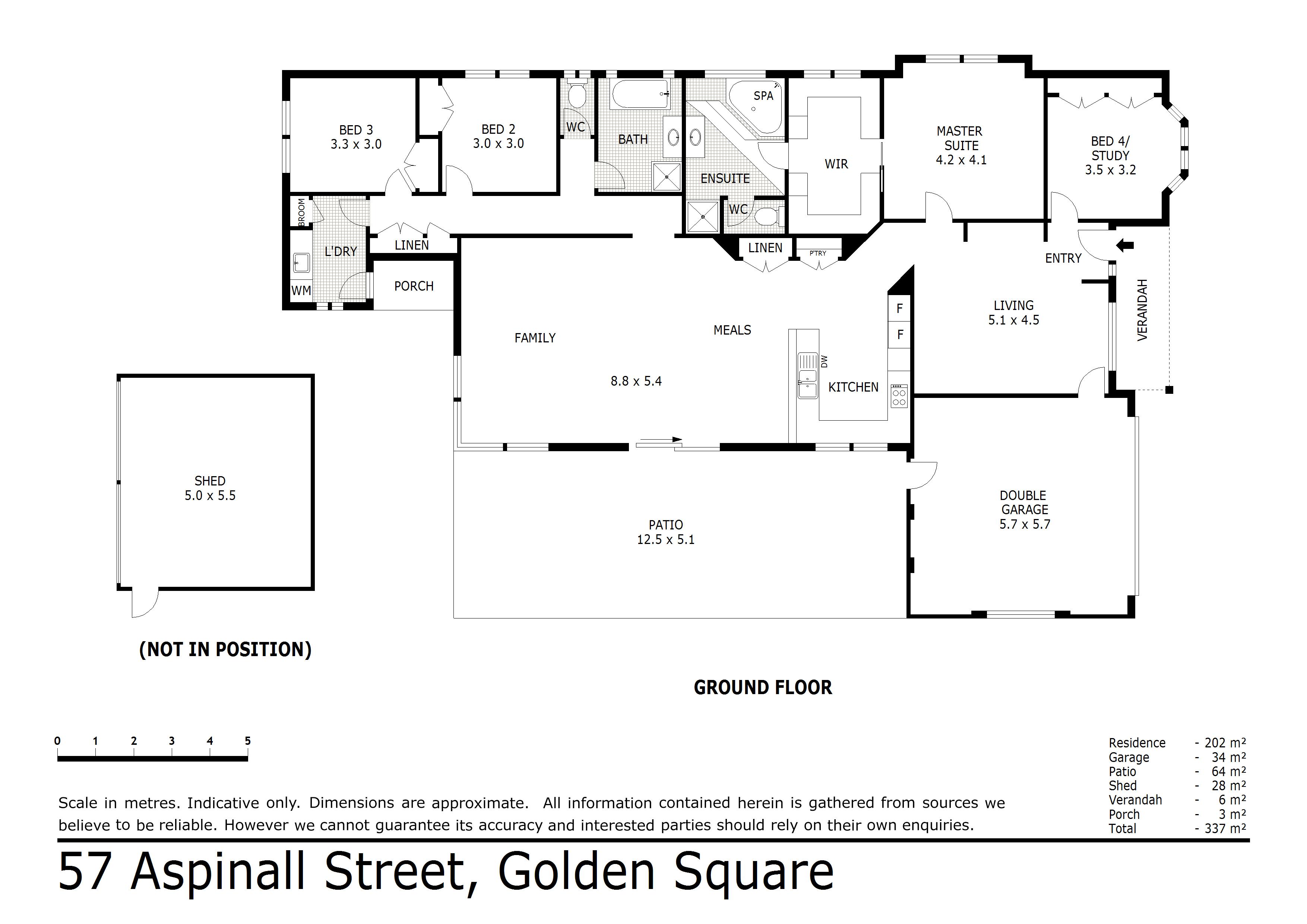 57 Aspinall Street, Golden Square, VIC 3555