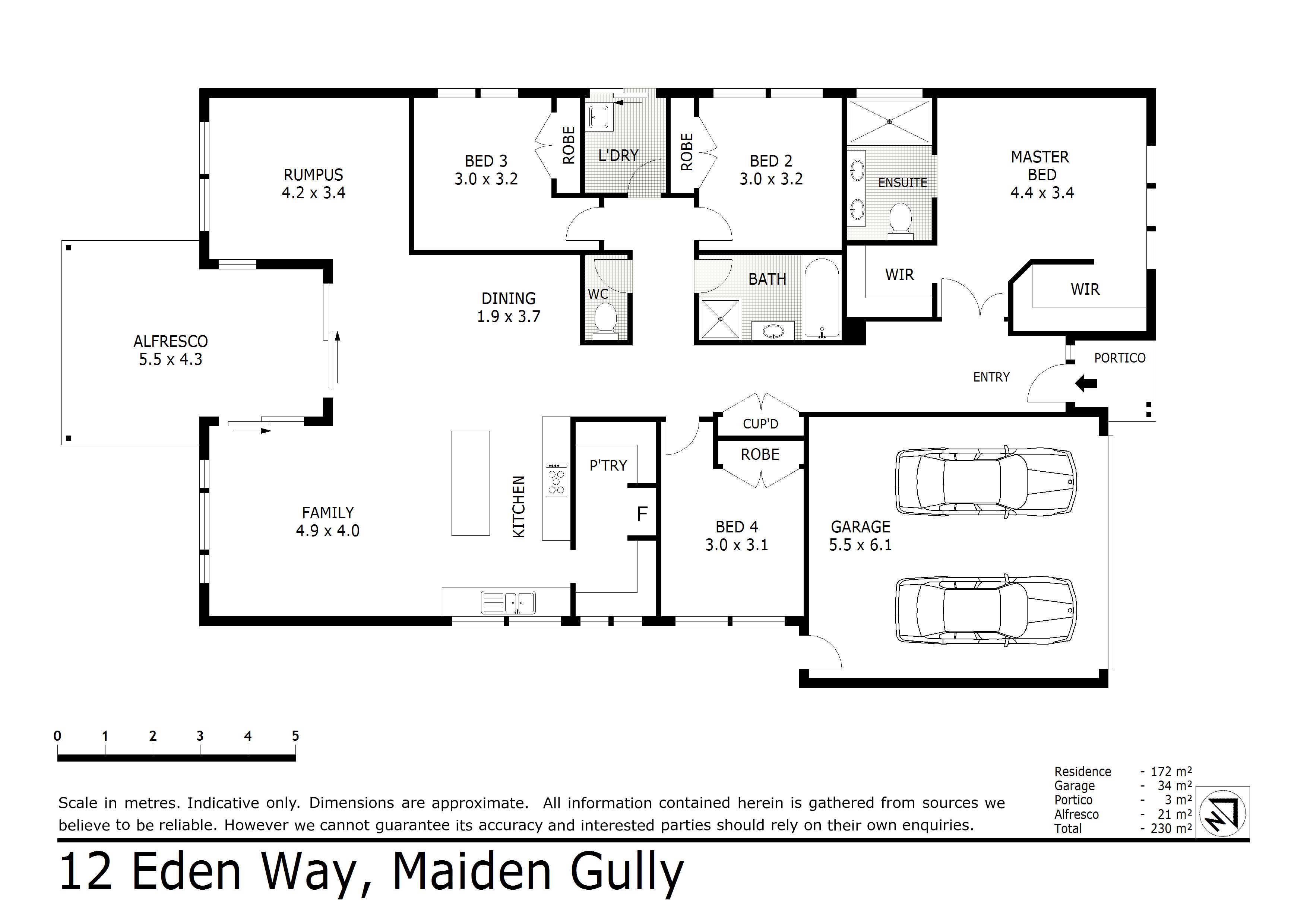 12 Eden Way, Maiden Gully, VIC 3551