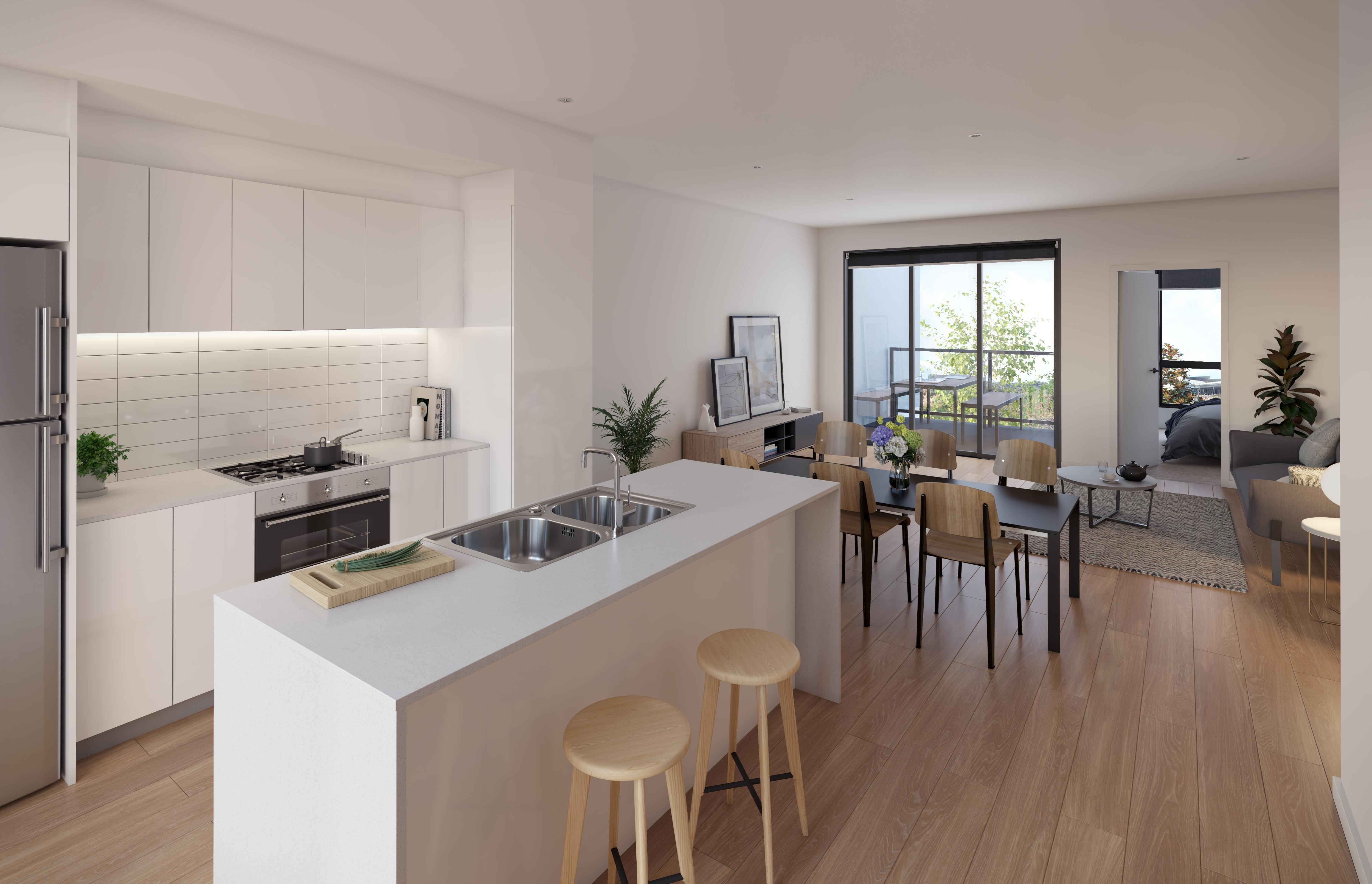 Abiwood V06 Kitchen & Living High Res