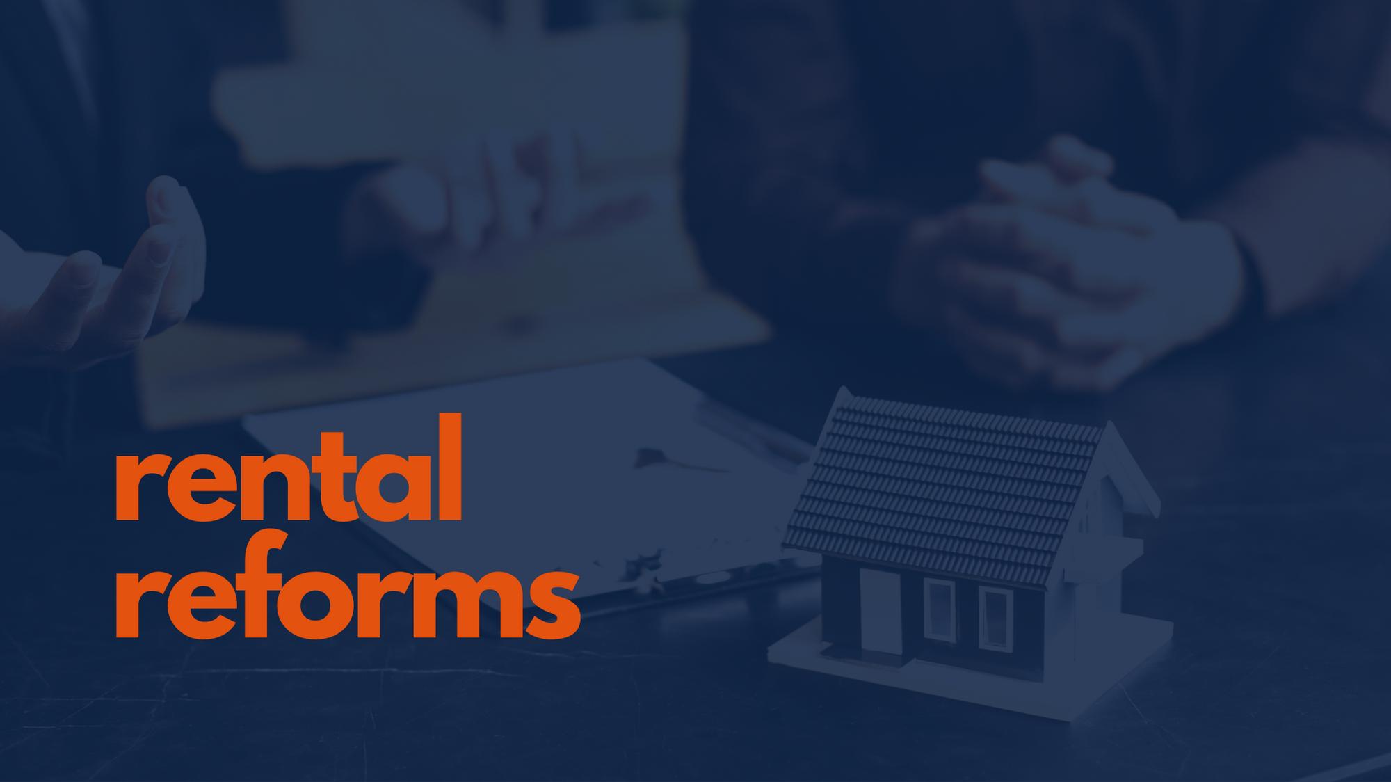 rental reforms