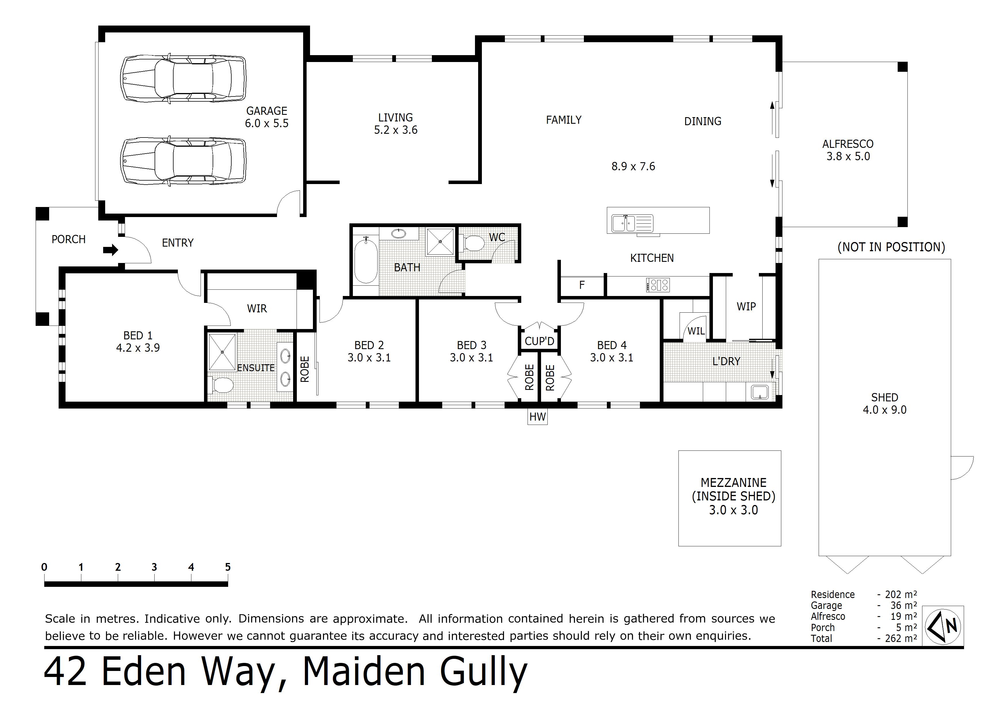 42 Eden Way, Maiden Gully, VIC 3551