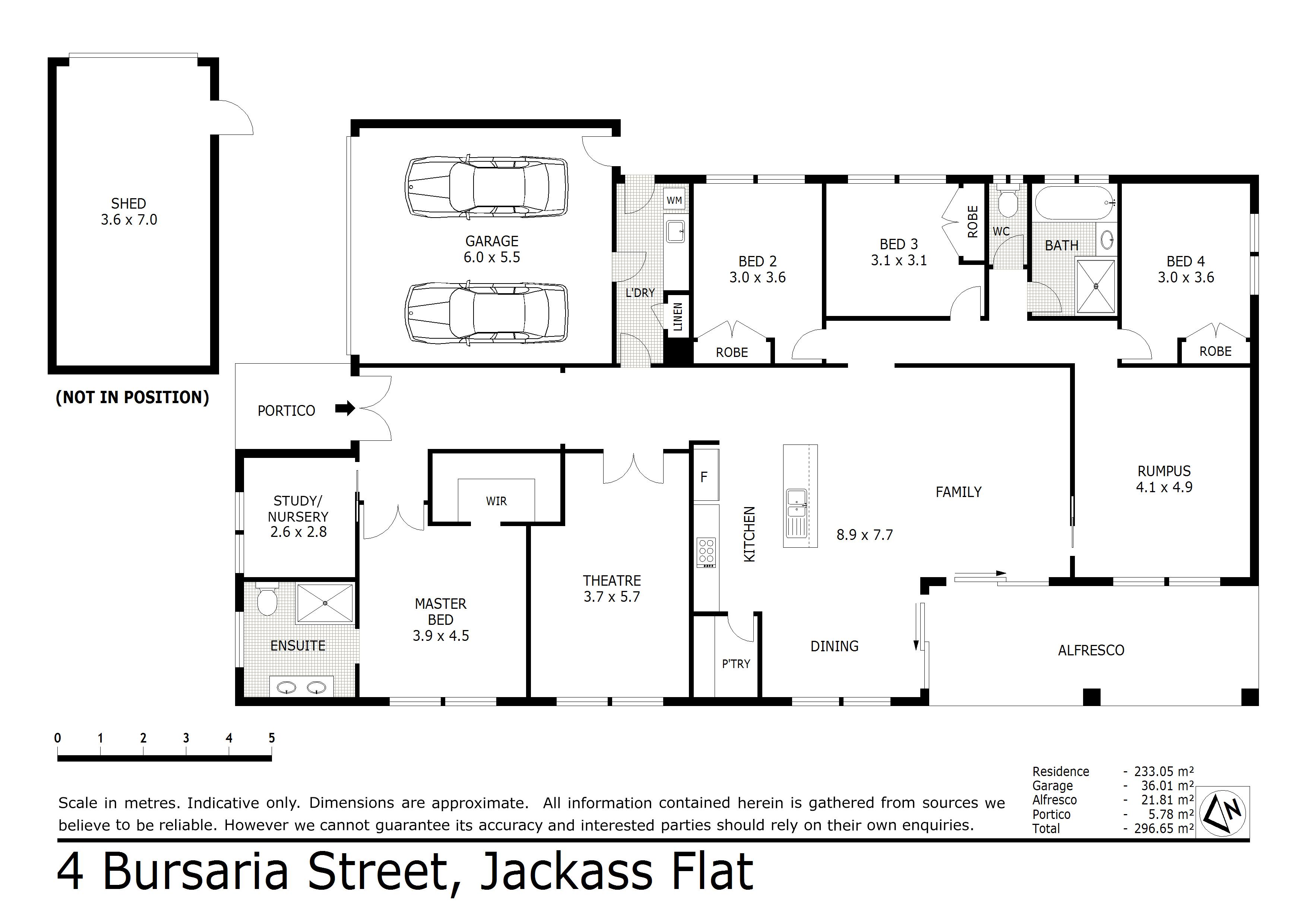 4 Bursaria Street, Jackass Flat, VIC 3556