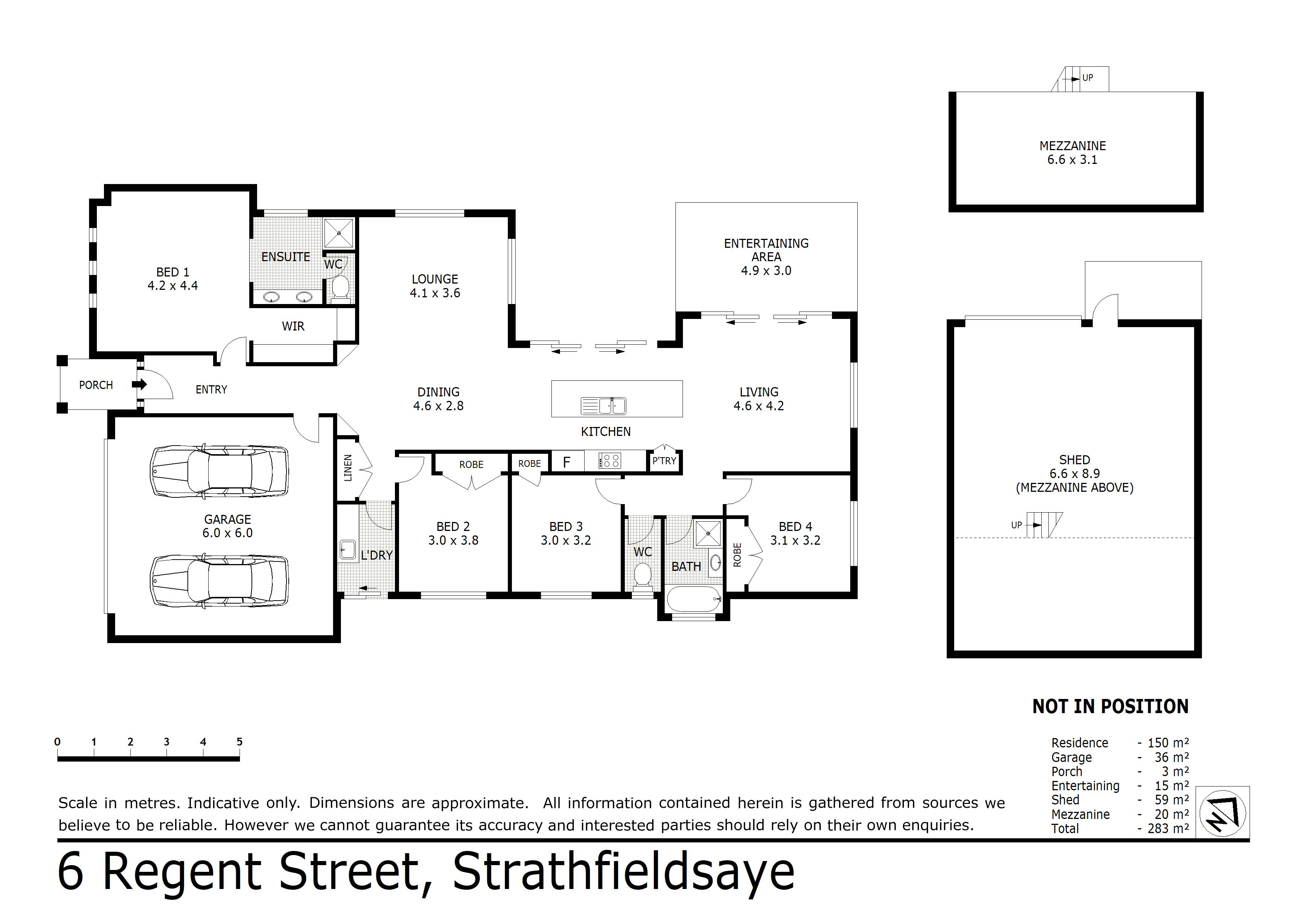 6 Regent Street, Strathfieldsaye, VIC 3551