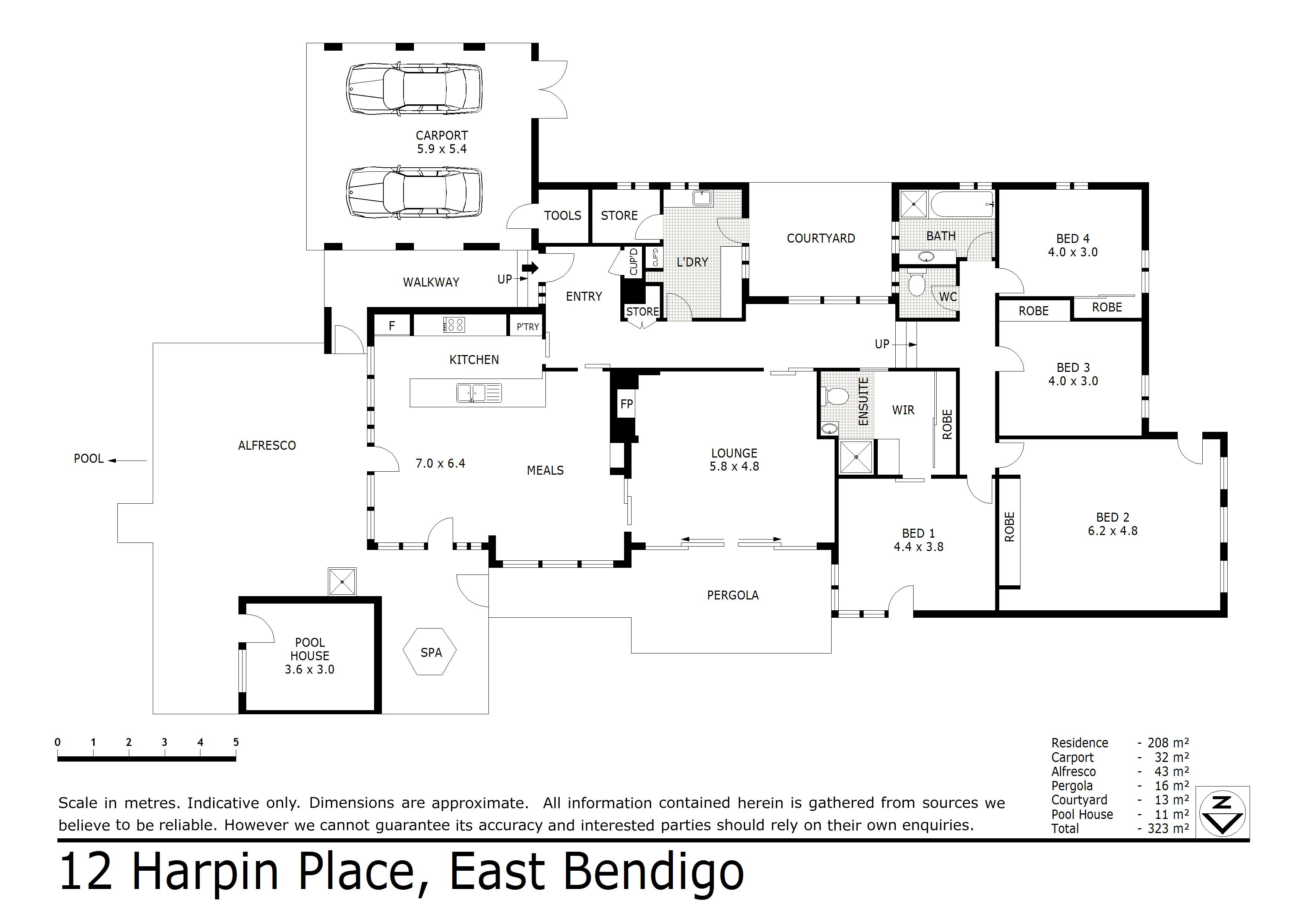 12 Harpin Place, East Bendigo, VIC 3550