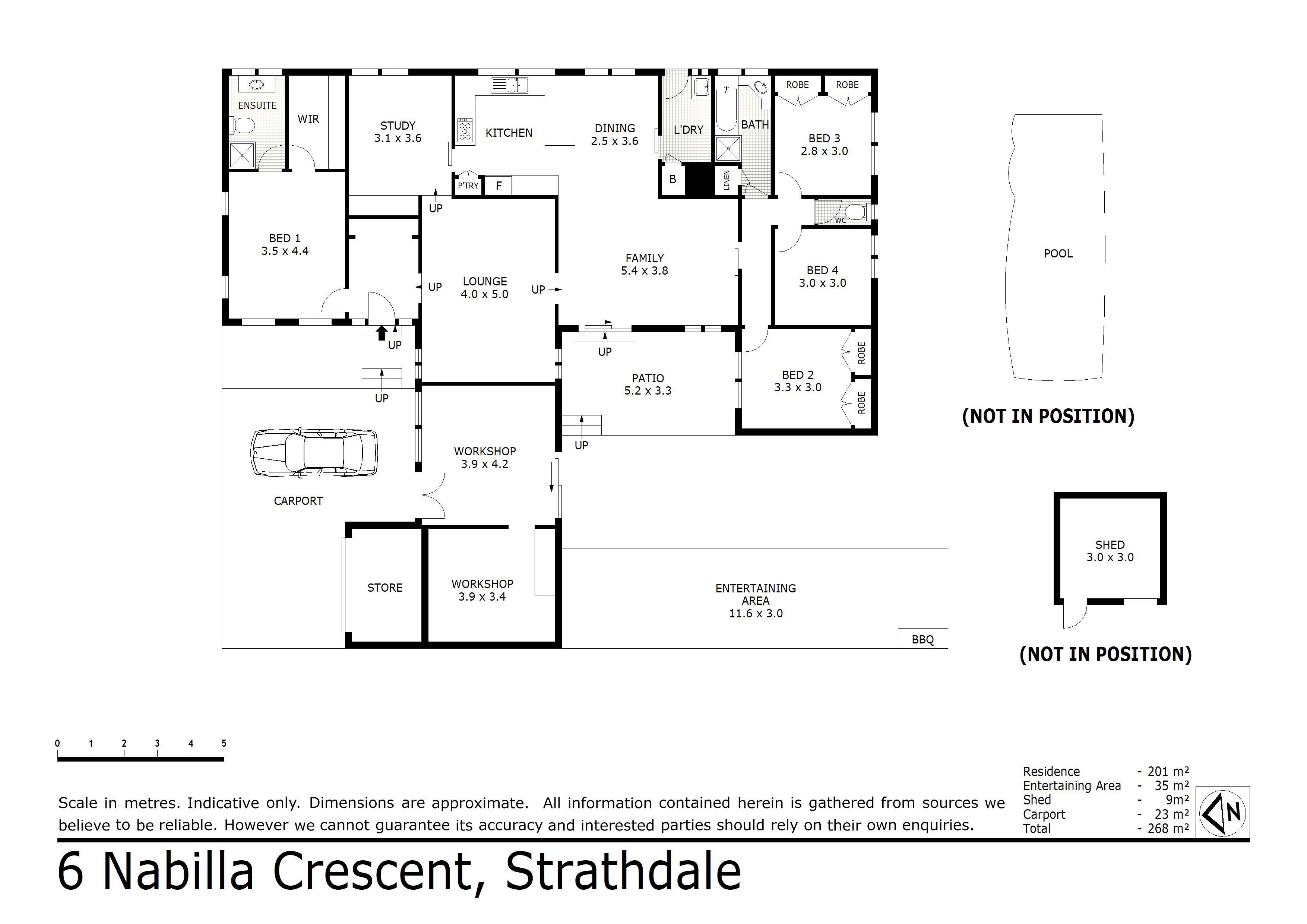 6 Nabilla Crescent, Strathdale, VIC 3550