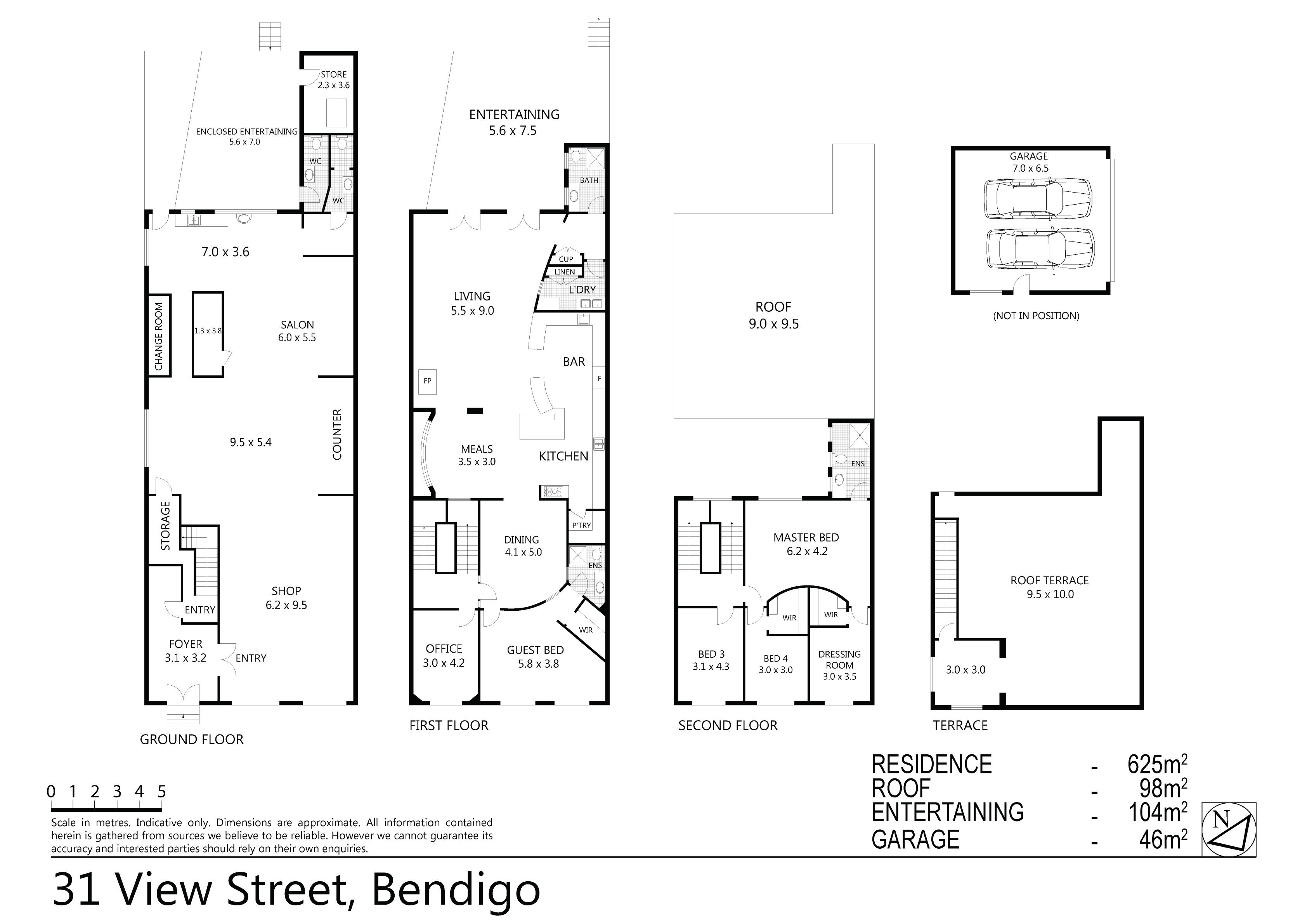 31 & 31A View Street, Bendigo, VIC 3550