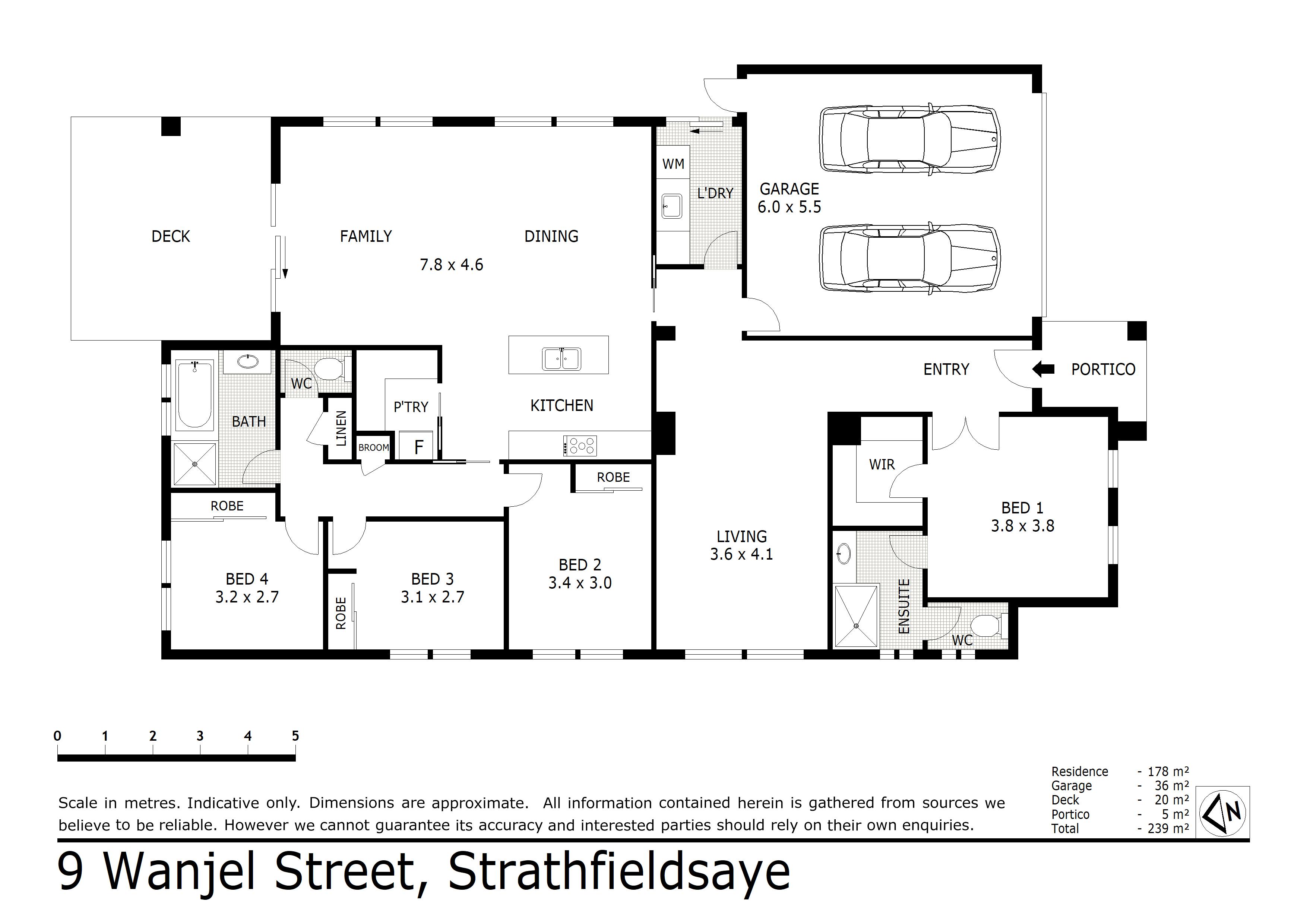 9 Wanjel Street, Strathfieldsaye, VIC 3551
