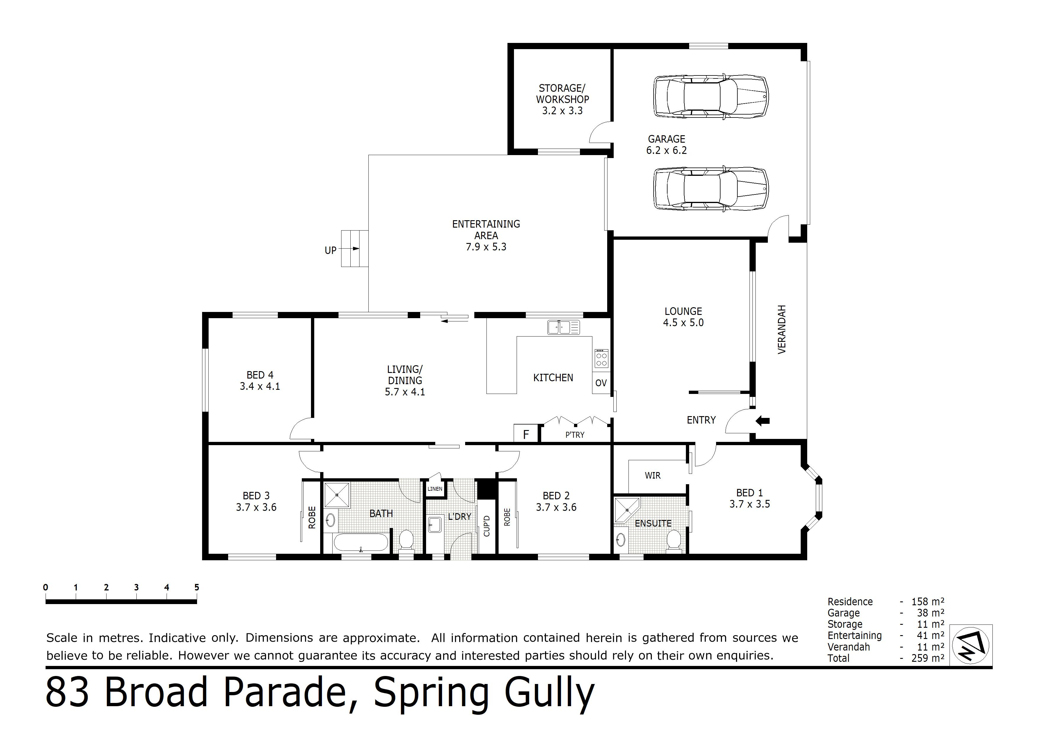 83 Broad Parade, Spring Gully, VIC 3550